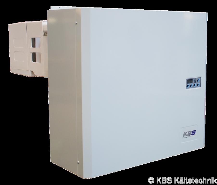 Stopfer-Tiefkühlaggregat SA-TK 15 Wandeinbau