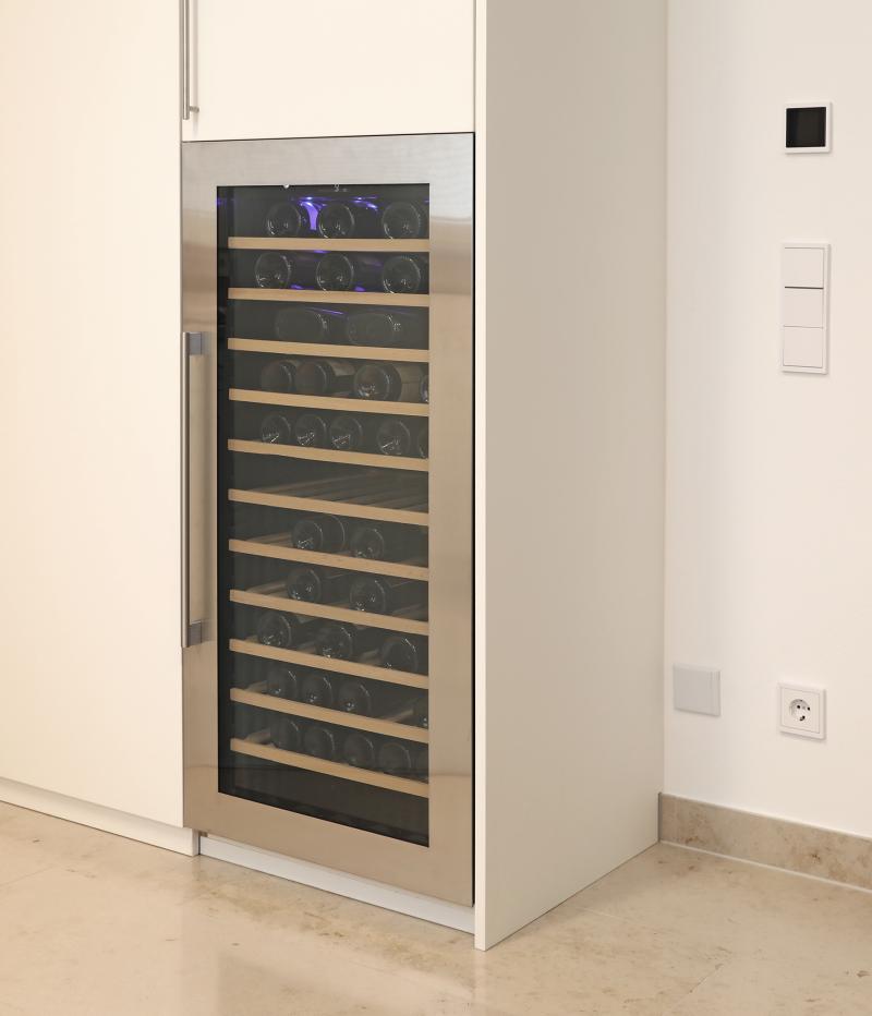 Einbau-Weinkühlschrank 1 Temperaturzonen Vino 300